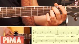 Как играть - Stranger Things Have Happened (Foo Fighters)