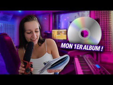 JE SORS UN ALBUM DE RAP