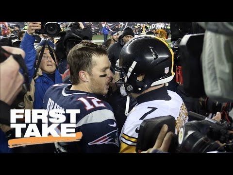 Woodson: Always Pressure For Steelers To Win | First Take | May 8, 2017