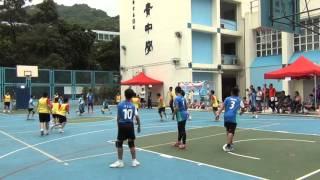 2015-16全港學界閃避球錦標賽(新界東區)小學男子組 教