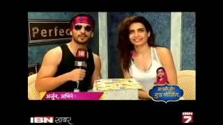 Kasam Tere Pyaar Ki 12 August 2016 Full Episode Uncut On Location