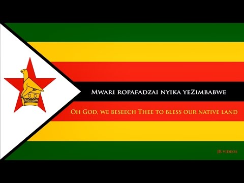 National Anthem of Zimbabwe (Shona/English)