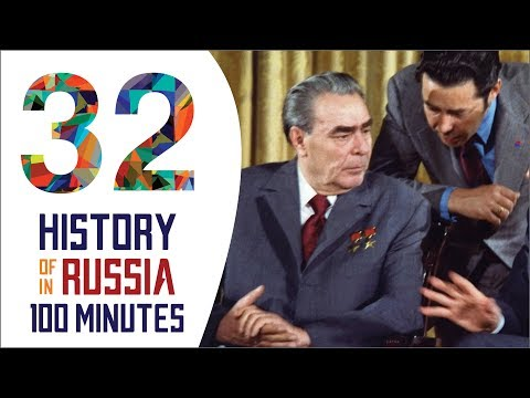 Brezhnev's Stagnation - History of Russia in 100 Minutes (Part 32 of 36)