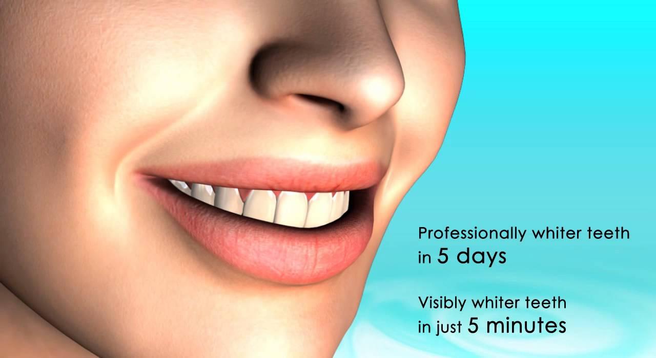 Tanda Pearl Ionic Teeth Whitening System Youtube