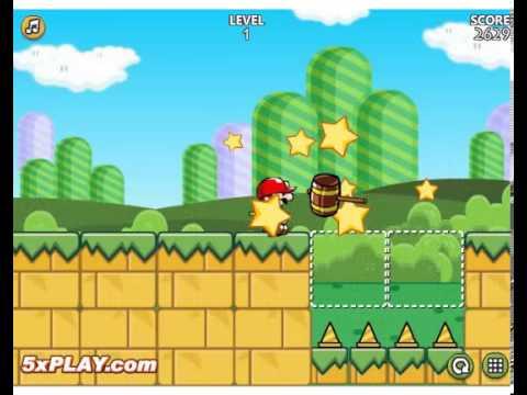 Приключения Марио Go