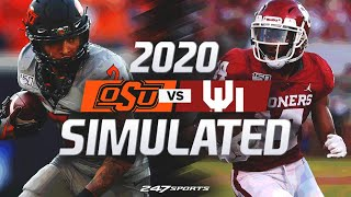 Top 20 college football games of 2020: Oklahoma State at Oklahoma