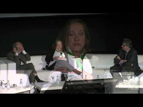 Kirsten Meerschaert, European coordinator of the Coalition for the International Criminal Court