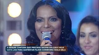 Geraldo Luís promove encontro emocionante entre catadora e a cantadora Damaris