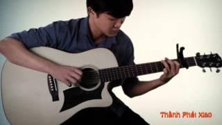 Nợ Duyên   Cẩm Ly ft Hoài Linh Guitar Solo by Mitxi Tòng