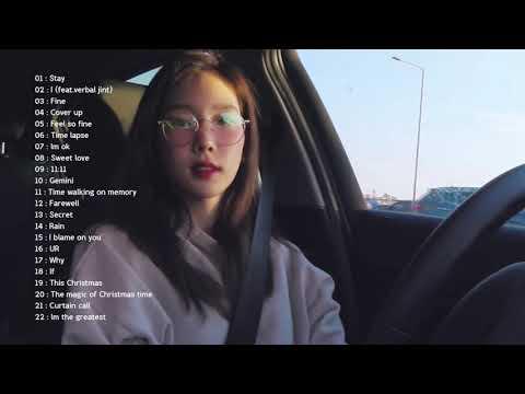 Best Songs Of Kim Taeyeon   Playlist