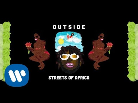 Burna Boy -Streets Of Africa [Official Audio]
