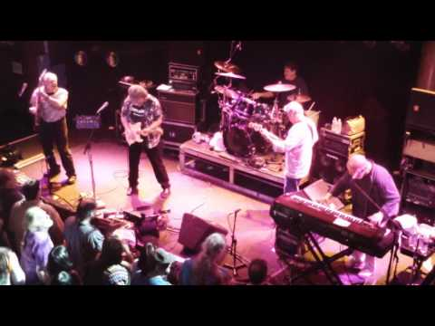 Radiators Great American Music Hall 4/23/2011