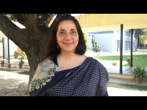 Meera Sanyal; A Visit to Techkriti, IIT Kanpur