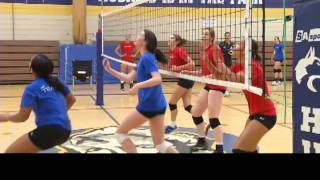 Team BC Girls Volleyball