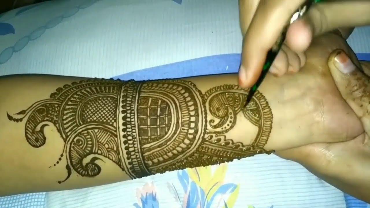 Mehndi Henna Artist Near Me : Simple mehndi designs for hands bridal henna art body