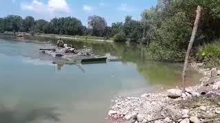 Плавание БМП