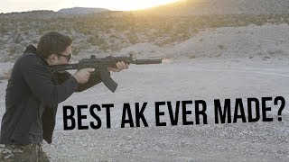 The Best AK47 Ever Made? The Arsenal SAM7SF (ft. Mishaco) (4K UHD)