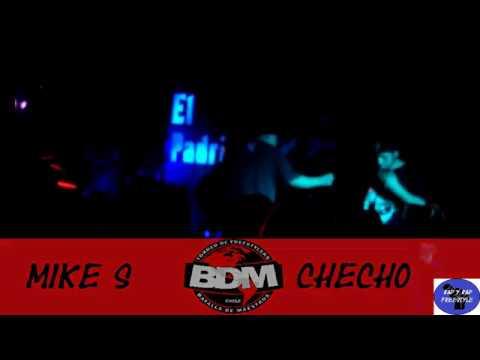 Checho vs Pablo Shino (Mike S) | FINAL | BDM Punta Arenas 2017.