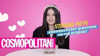 Gambar cover Stephanie Poetri Menjawab Semua Pertanyaan di Internet