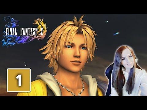 LISTEN TO MY STORY | Final Fantasy X Gameplay Walkthrough Part 1