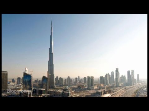 The Top Five Tallest Buildings in the World