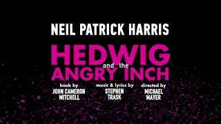 Neil Patrick Harris - Sugar Daddy (Hedwig and the Angry Inch)