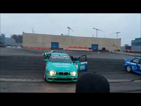 International Motor Show Luxembourg Drift 2017