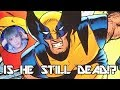 WOLVERINE TO RETURN FROM DEATH!?