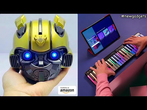 8 SUPER GADGETS AVAILABLE ON AMAZON 2020   Super Cool Mast Gadgets I Bought Online