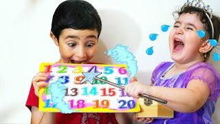 Celina and Hasouna magic numbers - سيلينا وحسونة ارقام