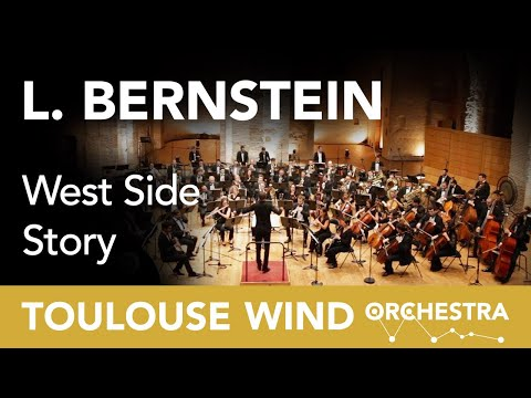 TWO / Symphonic Dances from WEST SIDE STORY - L. BERNSTEIN