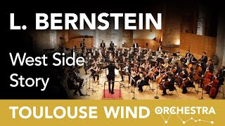 TWO / Symphonic Dances from WEST SIDE STORY - L. BERNSTEIN [FULL]