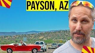 Payson, AZ Tour | Living In Arizona | (Payson, Arizona)