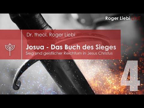 Josua - Sieg und geistlicher Reichtum in Jesus Christus - Teil 04 (Josua 3-4)