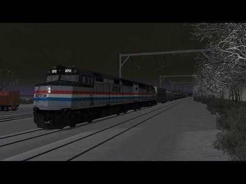TS2017 Rail Disasters - Speeding through Downtown (1990 Back Bay train collision)