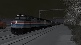 TS2017 Rail Disasters - Speeding through Downtown (1990 Back Bay train collision)