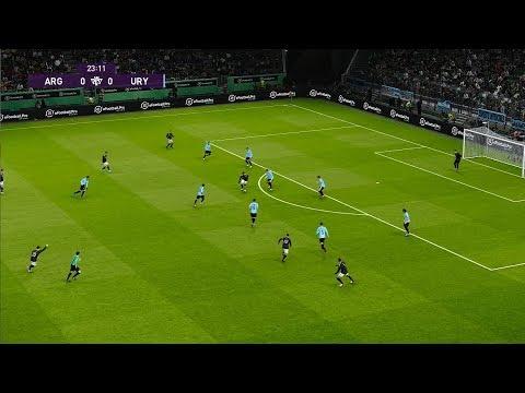 [hd]-argentina-vs-uruguay-|-match-amical-fifa-|-18-novembre-2019-|-pes-2020