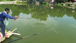 Best Fishing Videos Of Lake In Fishing Festival's