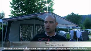 Camping - Urlaub in Kärnten, Was sagen unsere Gäste - Strandcamping Breznik, Turnersee