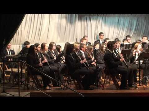 La Union Musical de Agost interpretando Cielo Andaluz