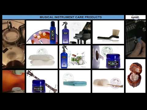 Zymol Guitar Cleaning Products
