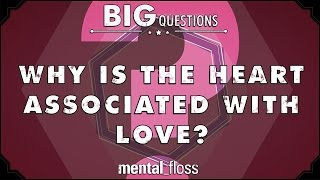 Why is the heart associated with love? - Big Questions - (Ep. 21)