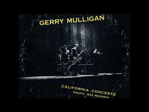 The Gerry Mulligan Quartet With Chet Baker Complete Pacific Jazz Recordings 1952 1957 1996