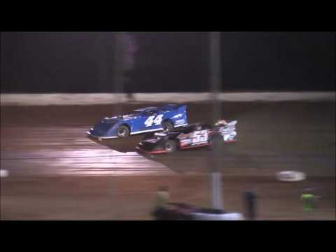 AMRA/STARS Late Model Heat #2 from Skyline Speedway, October 7th, 2016.