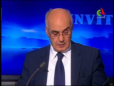 Notre Invité  reçoit le ministre de l'industrie et des mines Monsieur Youcef Youssfi