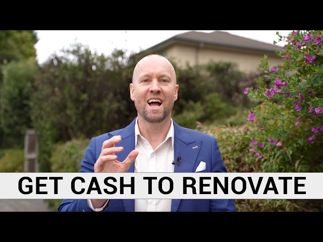 How to get CASH to RENOVATE | Case Study Episode 3
