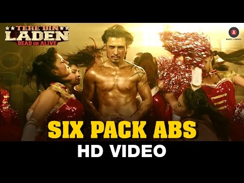 Six Pack Abs  Tere Bin Laden : Dead Or A  Ali Zafar