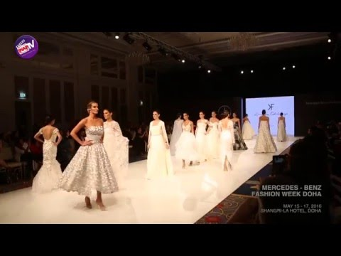 Mercedes- Benz Fashion Week Doha 2016