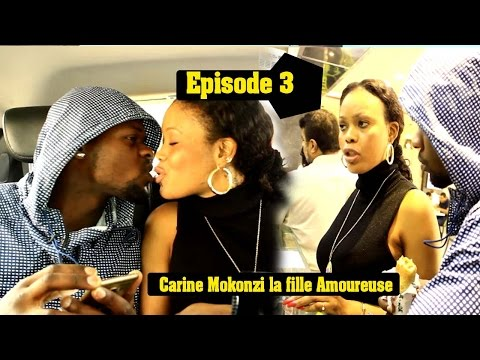 Nouveauté Tele Réalité Episode 3 Carine Mokonzi Bake Kosalisa Test Ya SIDA  Na Grossesse Botala