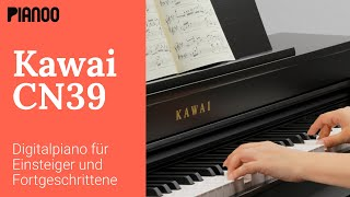 Digitalpiano für Einsteiger und Fortgeschrittene - Test: Kawai CN39